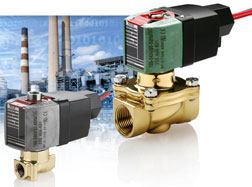 ASCO Electronically Enhanced Solenoid Valves - RedHat Next Generation