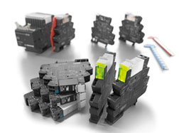 TERMSERIES relay modules and solid-state relays